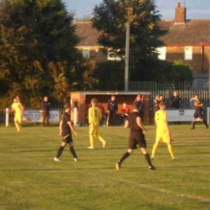 Glapwell v Ollerton Town FC
