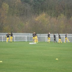 Welbeck Welfare, away, 01-11-14