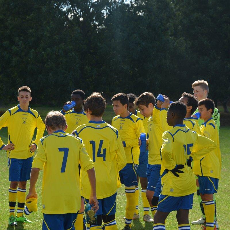 Harrow Youth Football League Challenge Cup Final U16