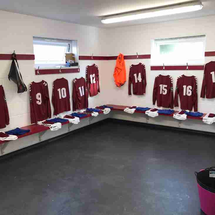 Potters Bar Town Fc 2  v 1 Brentwood Fc