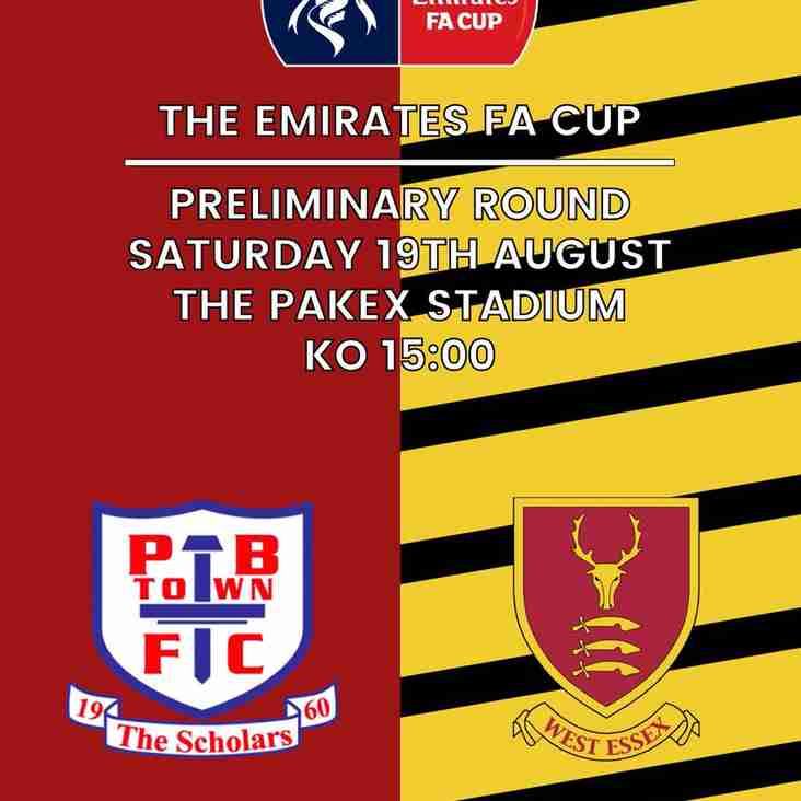 Scholars Through in the FA Cup Preliminary Round