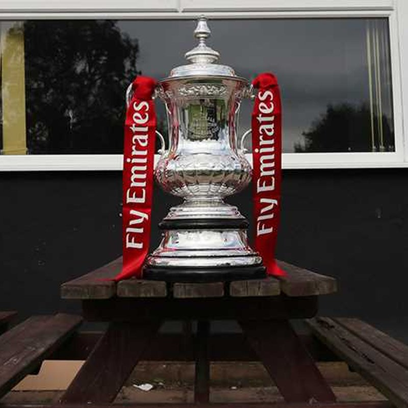Home draw in the Emirates FA Cup First Round Qualifying