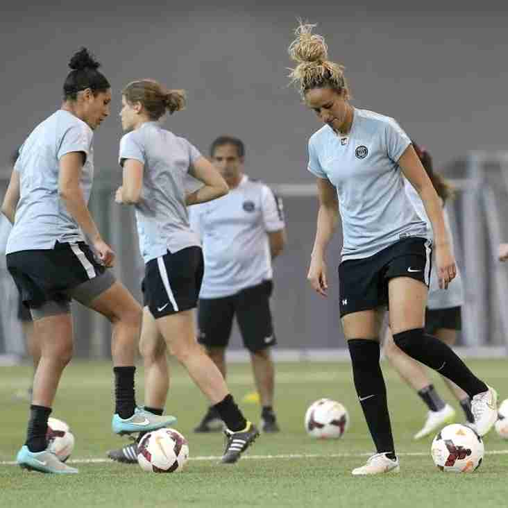 Calverton Ladies Looking To Add To Talented Squad
