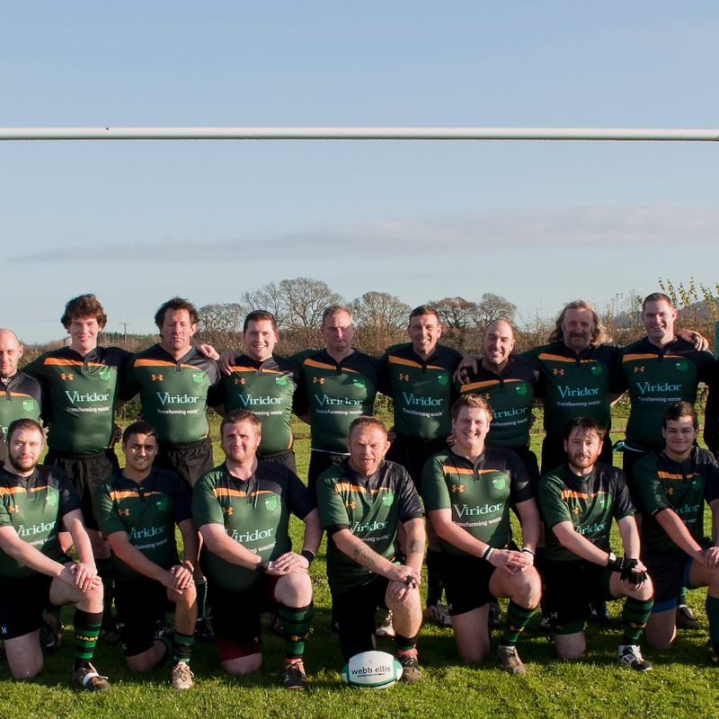 1st XV lose to Burnham-on-Sea II 60 - 0