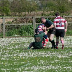 Martock V Midsomer Norton III last game of 14/15 season
