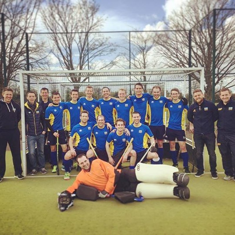 South Berks vs. Sonning Hockey Club