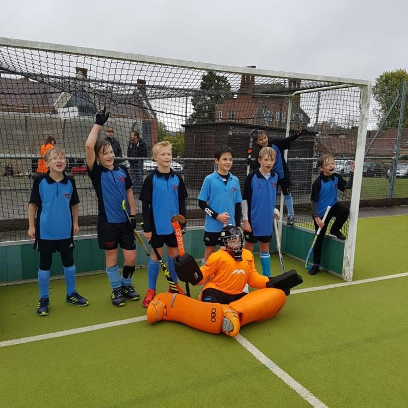 Promotion into the L1 of Chiltern League - Boys U12 Team