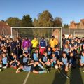 Thame Hockey Club vs. Oxford GU12 B