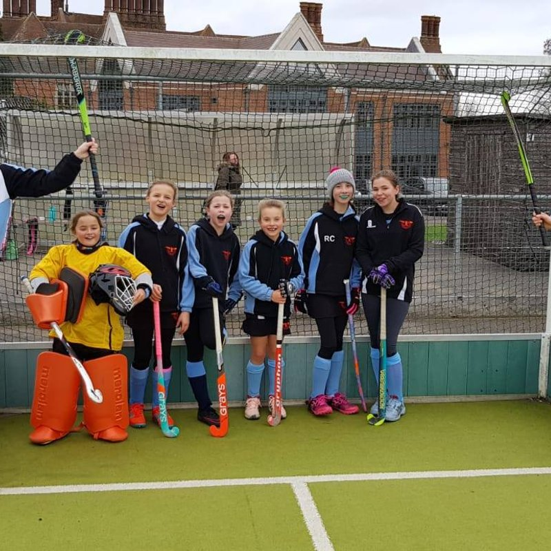 Chiltern League Round 5 - Match Report Girls U12's