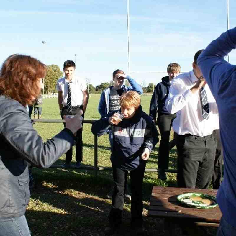 Abbey U16s v Henley 2013