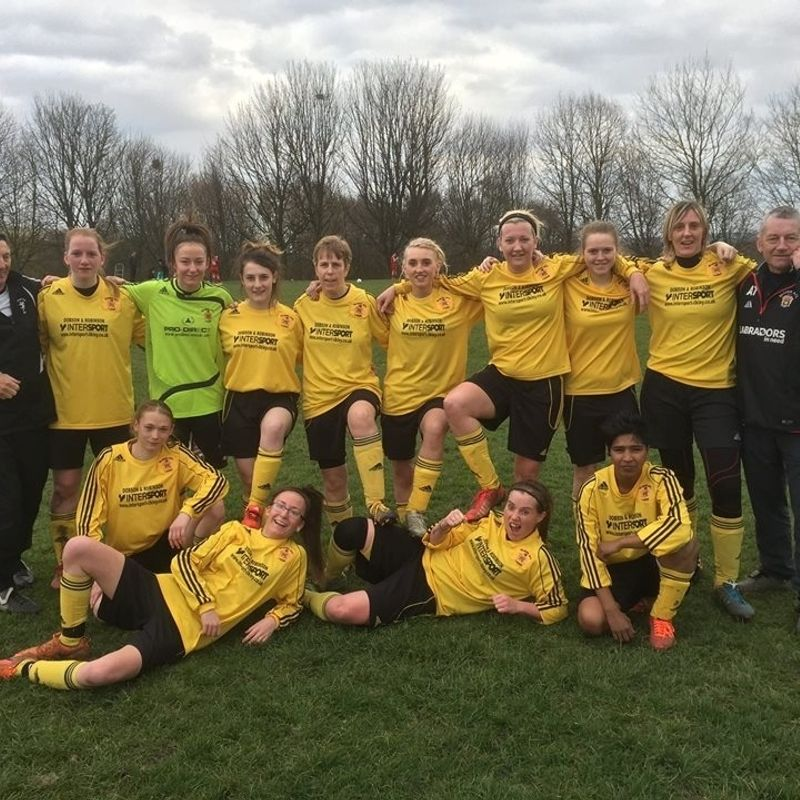 Silsden AFC Ladies Development beat Clifton Rangers YFC Ladies 2 - 1