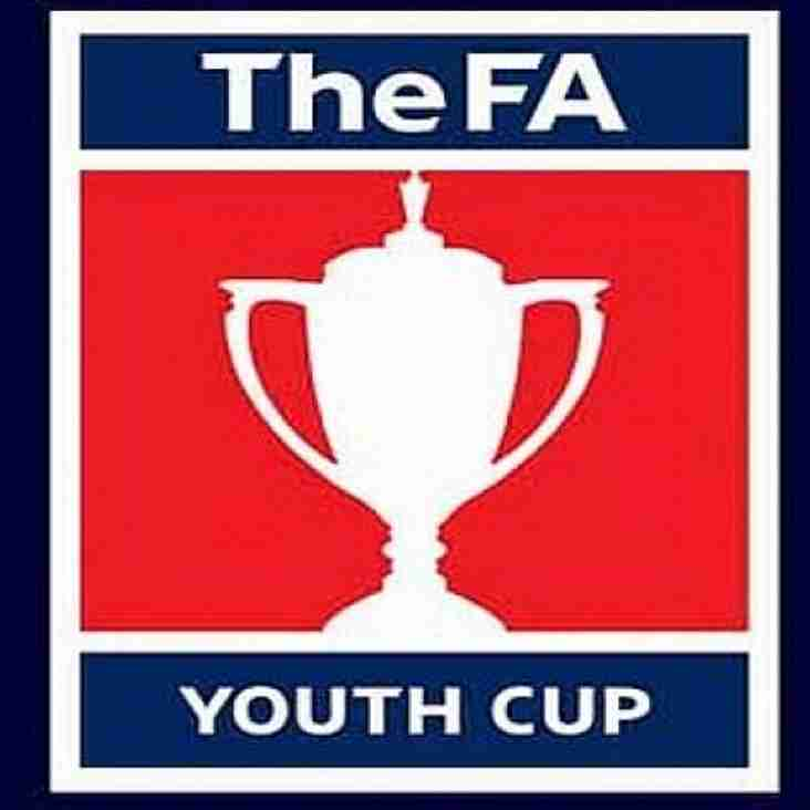 FA Youth Cup Down to ONE Club