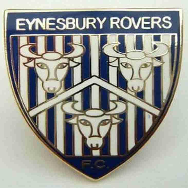 Congratulations to Eynesbury Rovers