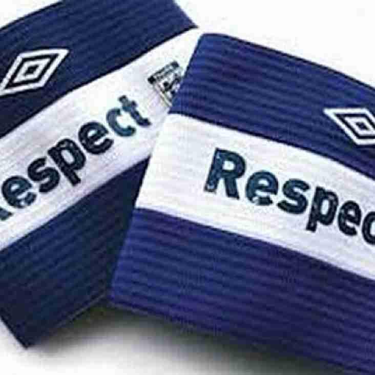 League Wins Respect Award