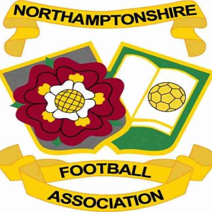 Northants FA Affiliations