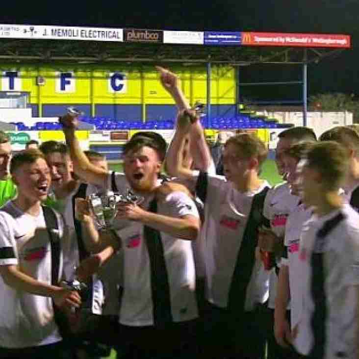 Steelboys Win Knockout Cup