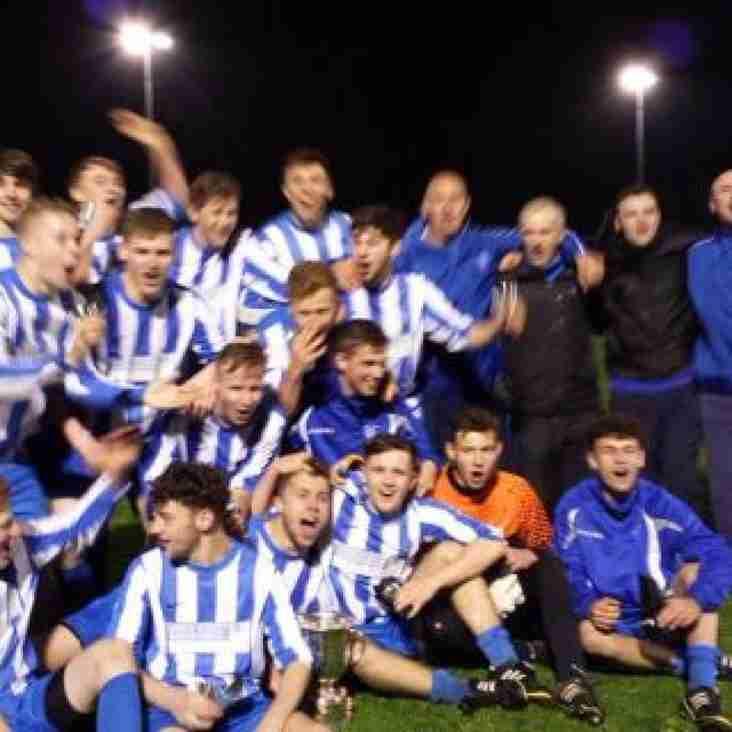 Eynesbury Win Play-Off Final
