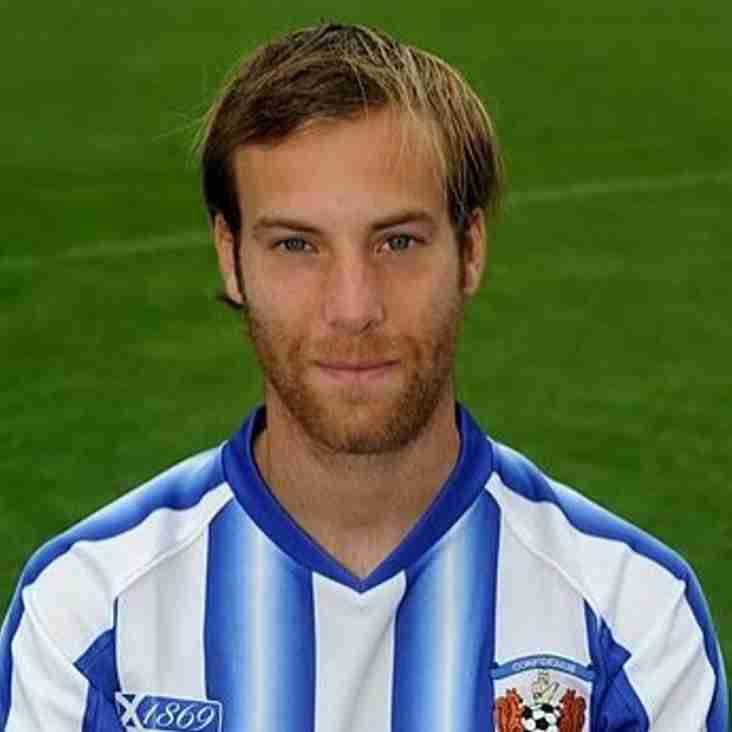 Cheltenham Bring in Loan Winger