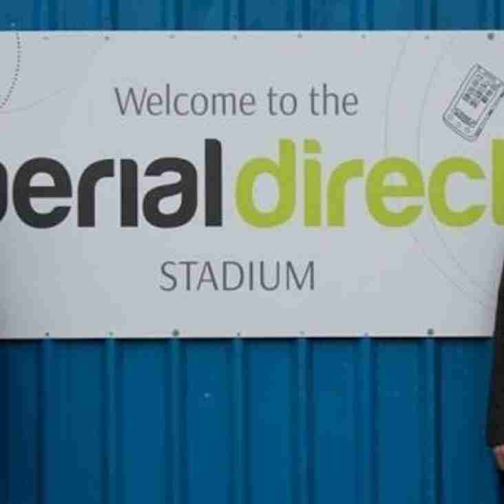 Privett Park becomes Aerial Direct Stadium