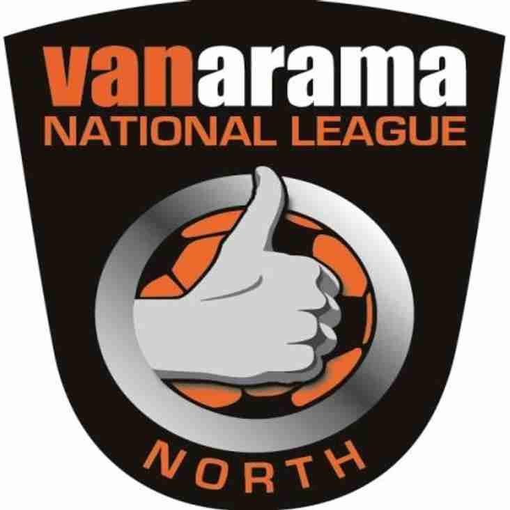 Saturday`s Vanarama National League North Review