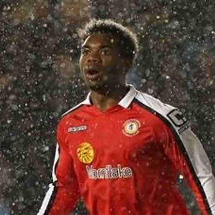 Crewe Youngster Loaned to City