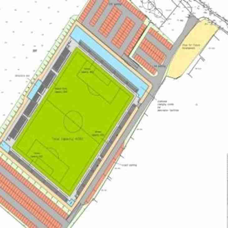 Update on Gloucester Ground Move