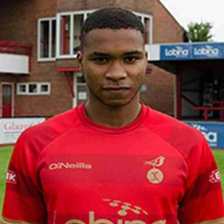 Richards Loaned to Trinity