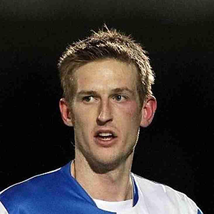 Tranmere Sign International Midfielder