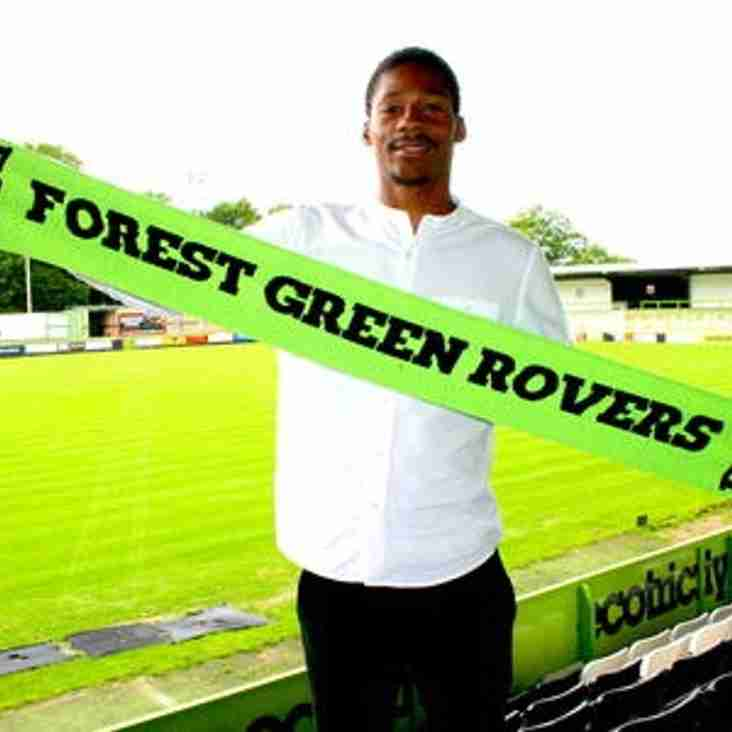 Pinnock Moves to Forest Green