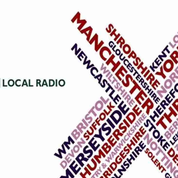 BBC Local Radio Sign Agreement with National League