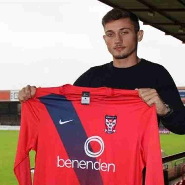 Rzonca Becomes Latest to Commit to York