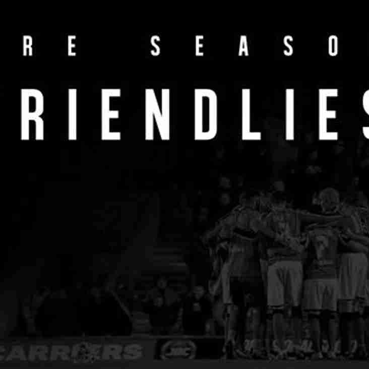 Wednesday`s Pre-Season Friendly Review