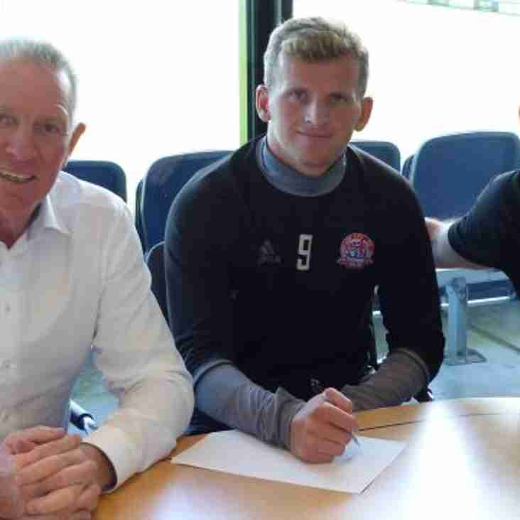 Boost For Coasters As Rowe Signs New Deal