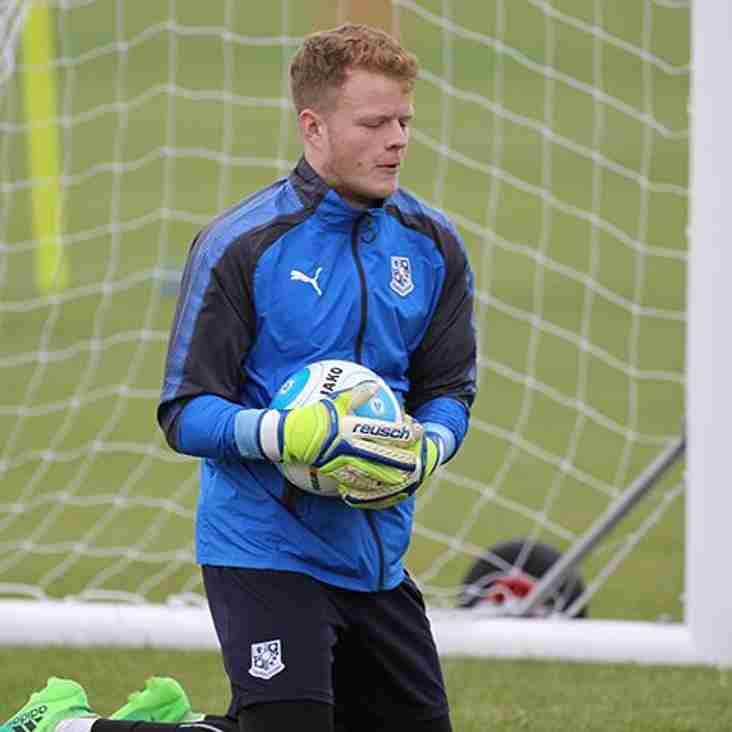 New Deal For Young Rovers Keeper