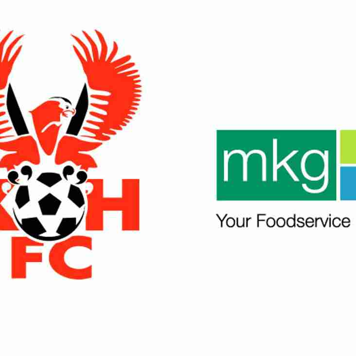Sponsorship Boost For Harriers