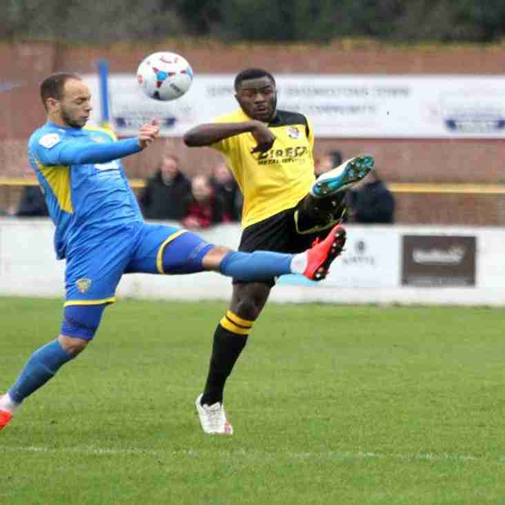 Onyemah Returns To Dartford