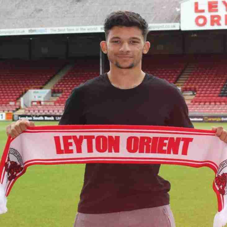 Orient Pay Fee For Colchester Striker