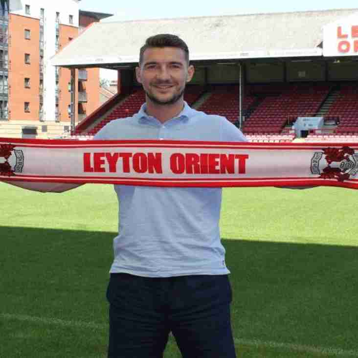 Clay Comes In As Orient Add Another New Face