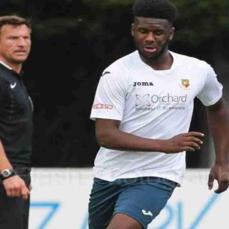 Morgan-Williams Earns Chippenham Chance