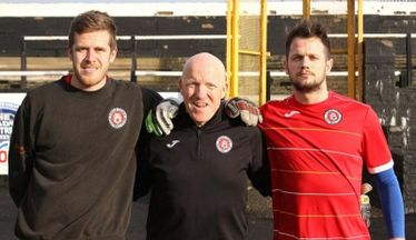 Trio Of Keepers At Tatnam
