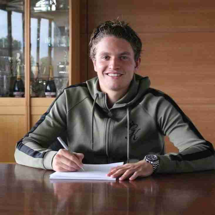 Midfielder Commits To O`s