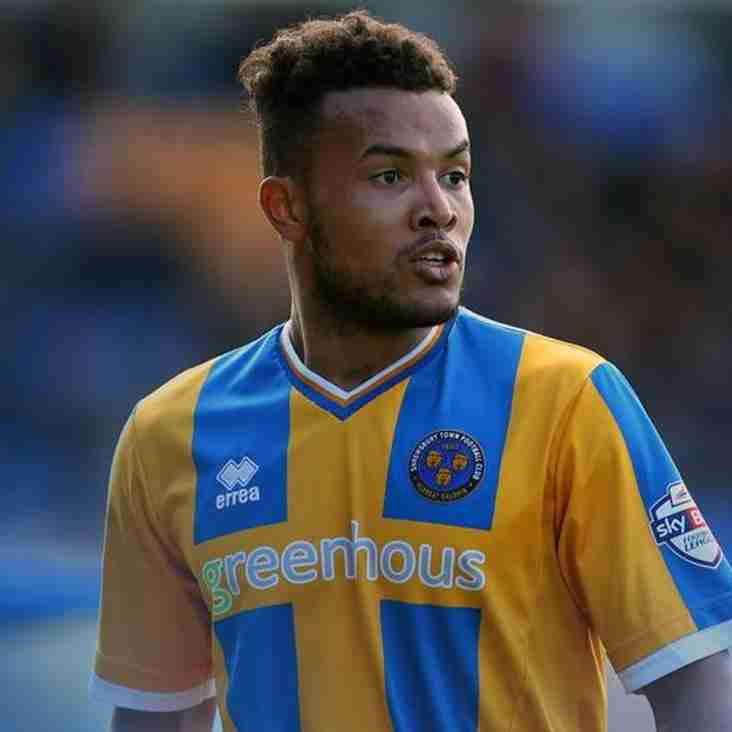Shrews Defender Loaned To Port