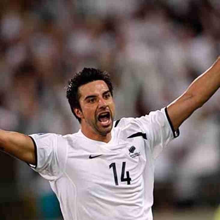 Torquay Sign New Zealand International Striker