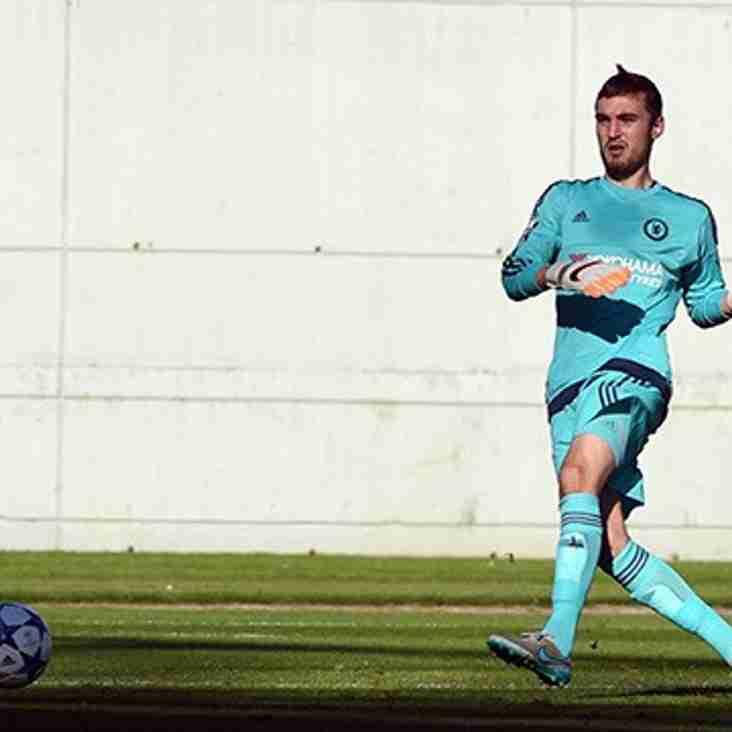 Chelsea Keeper Loaned To Chippenham