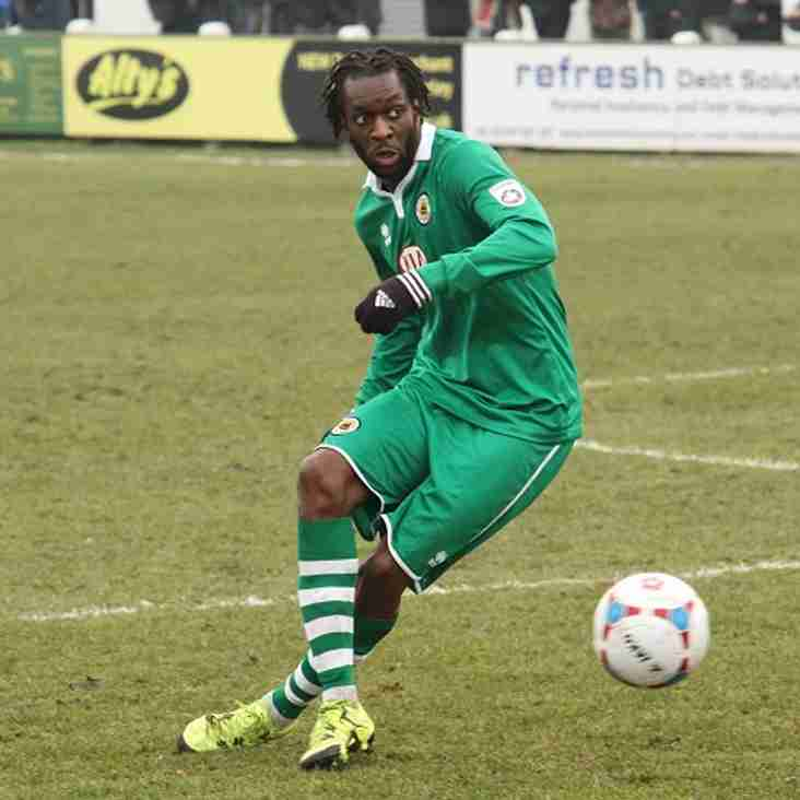 Frenchman Follows Wilkinson To Wealdstone