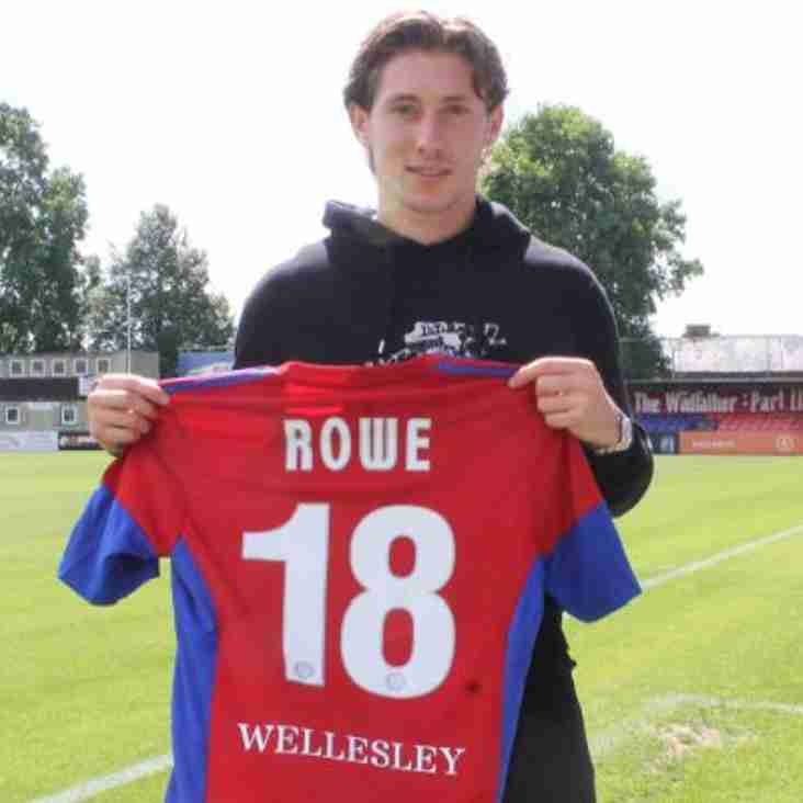 Shots Sign Triallist Rowe As Waddock Left Impressed