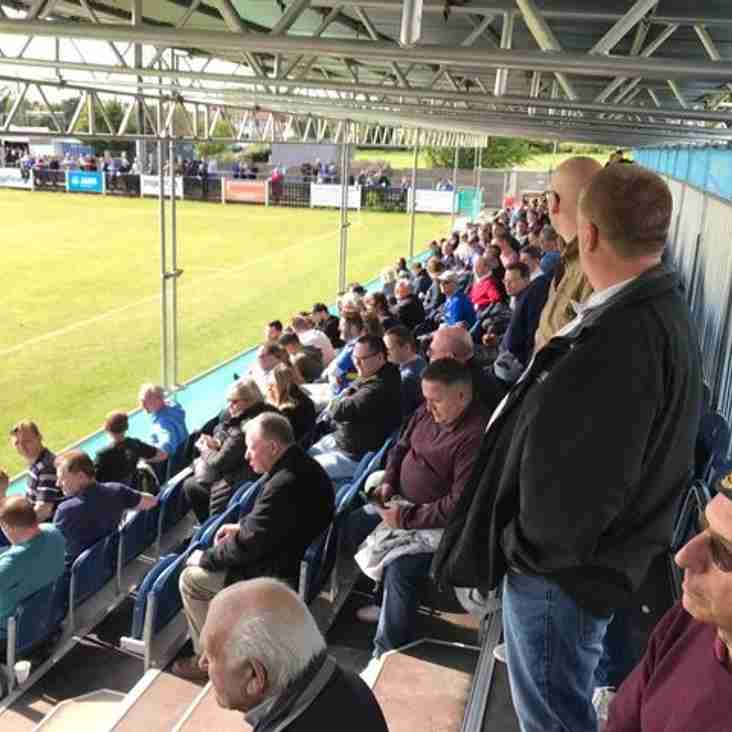 Wealdstone Announce New Legends Fundraising Initiative 'Stand Up For Wealdstone`