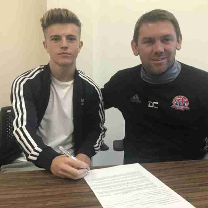 Young Coasters Starlet Signs New Deal