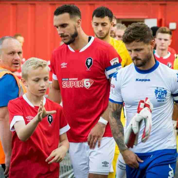 Liam Hogan Announced As New Salford City Captain