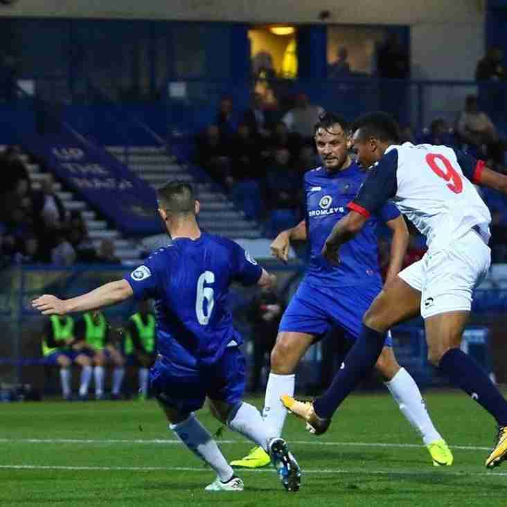 Curzon Inflict Third Successive Defeat On Telford